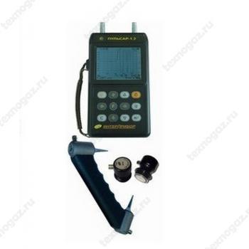 Ультразвуковой прибор с визуализацией (дефектоскоп) ПУЛЬСАР-1.2 фото 1