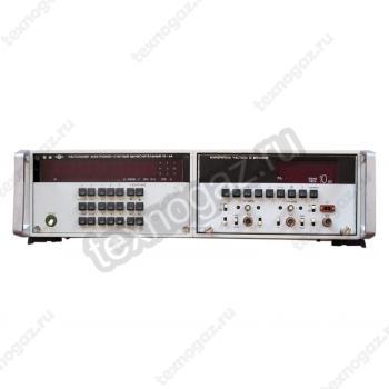 Частотомер электронно-счетный вычислительный серии Ч3-64/1