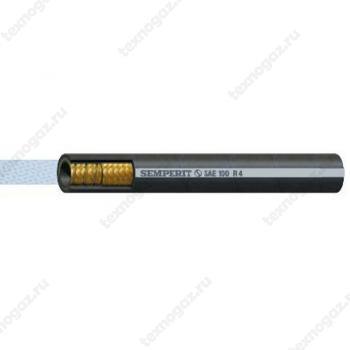 Маслостойкий всасывающий шланг SAE 100 R 4 фото 1