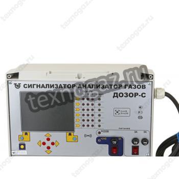 Сигнализатор Дозор-С-Ц - вид спереди