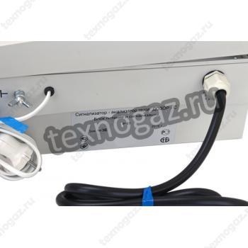 Сигнализатор-анализатор Дозор-С-Ц - блок питания и сигнализации