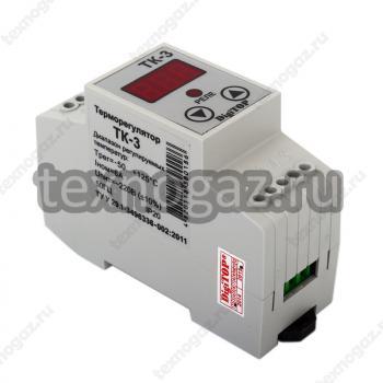 Терморегулятор ТК-3 - вид сбоку