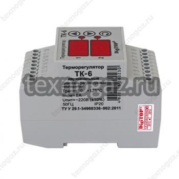 Терморегулятор ТК-6 - фото