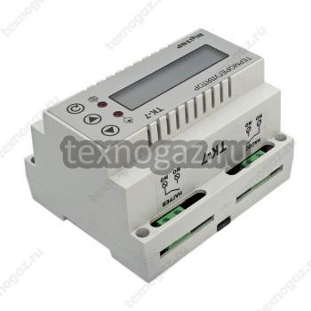 Регулятор температуры ТК-7 - вид сбоку