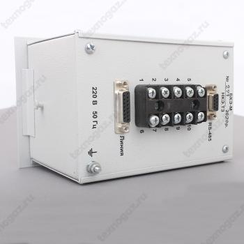 Блок контроля электродвигателя БКЭ фото 3