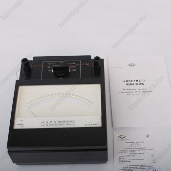 Милливольтмикроамперметр М2005 (М109) фото 3