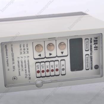 Микропроцессорные реле РДЦ-01-053, РДЦ-01-203  фото 2