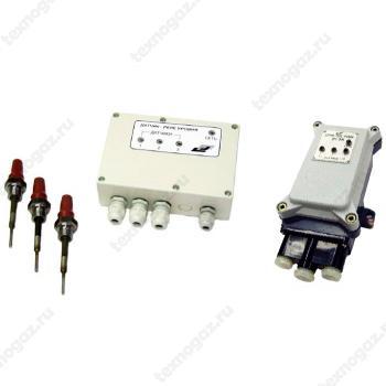 Регуляторы-сигнализаторы уровня ЭРСУ-3Р