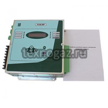 Устройство защиты по току РС80-МР и паспорт