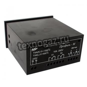 Контроллер температуры Профиль-М - вид сзади