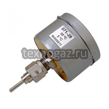 Сигнализатор температуры СТ-072-28 - вид сбоку