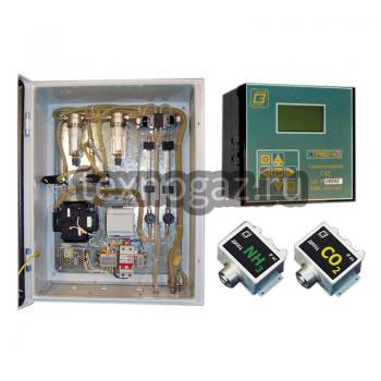 Газоанализатор-сигнализатор стационарный ГКС - фото