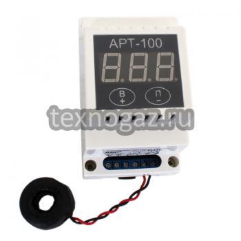 Амперметр-реле тока АРТ-100 - фото
