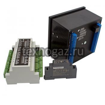 Многофункциональный программируемый контроллер МР-200 - вид сбоку