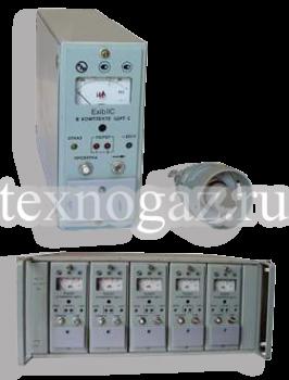 Сигнализаторы горючих газов и паров термохимические