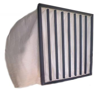 Фильтр карманный F8 фото 1