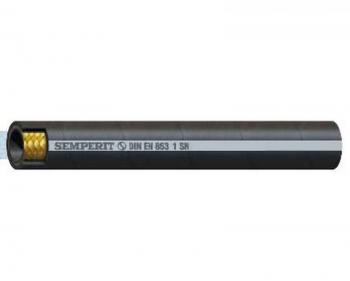 Маслостойкий шланг DIN EN 853 1 SN SAE 100 R 1 S фото 1