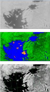 Системы обработки изображений и данных динстационного зондирования Земли фото 1