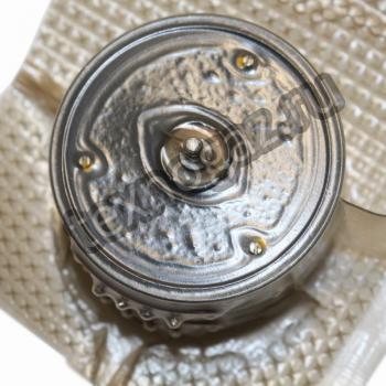 Потенциометр проволочный ПТП-52 - вид сверху