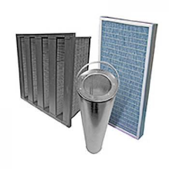 Фильтры угольные для промышленной вентиляции фото 1