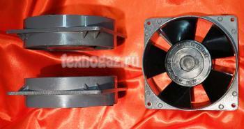 Вентилятор типа ВН-2 - вид сверху
