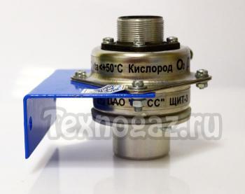 Сигнализатор ЩИТ-3 - вид лежа