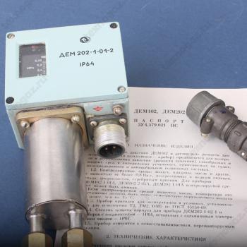 Датчик реле давлений ДЕМ 202 - фото 1