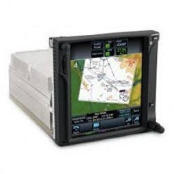 Многофункциональная аппаратура навигации и связи с функциями vor/loc/gs/comm/gps GTN-750 фото 1