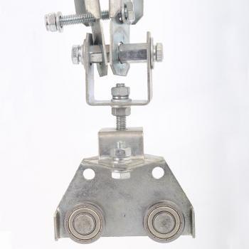 Кабельные тележки для движения по С-образной шине фото 1