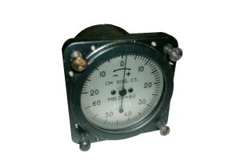 Мановакуумметр МВ 20-60