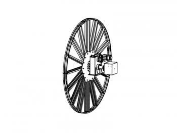 Моторные кабельные барабаны КБМ