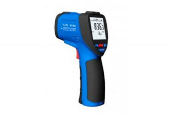 Фото пирометра регистратора температуры FLUS IR-866U USB