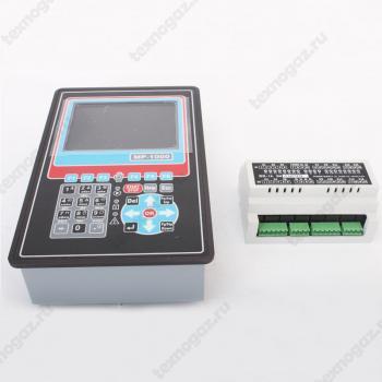Регулятор МР-1000 микропроцессорный многофункциональный с блоком реле БР-16 - фото 1