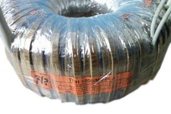 Фото тороидального трансформатора ТПН 1800/МО24А