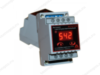 Автомат светочувствительный цифровой АСЦ10В с выводным герметичным датчиком (цифровой)  фото 1