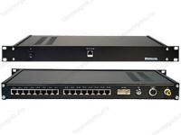 Конвертер SIP/E1 Gateway (VoIP шлюз) для интеграции TDM и IP сетей фото 1