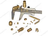 Производство токарных изделий на токарных автоматах повышенной точности 11Т16А, по чертежам заказчика.