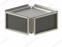Пластинчатый канальный теплоутилизатор Канал-ПКТ фото 1