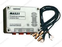 Фото устройства контроля нагрева букс МЛ 520/521