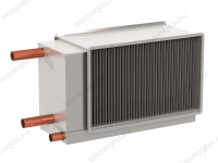 Водяной канальный воздухоохладитель Канал-ВКО фото 1