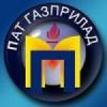 ПАО «Газприбор» - логотип