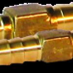 Трубка соединительная латунная