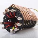 Кольцевой токосъемник без корпуса КТ 0900-КТ25000 фото 2